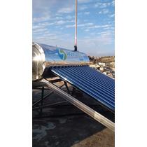 Calentador Solar Novosol 150 Litros 3-5 Personas 12 Tubos