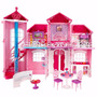 Casa Barbie Modelo Malibú