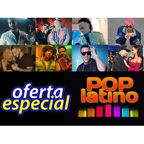 Musica Enganchada Pop Latino Actual En Pendrive Dj