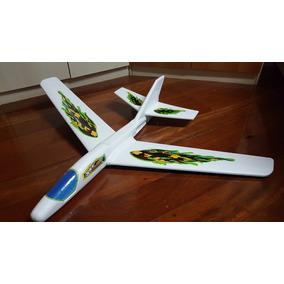 Avião De Isopor Voo Livre