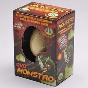 Ovo Monstro Dino - Dtc