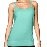 Playera Atletica Essential Banded Mujer Under Armour Ua977
