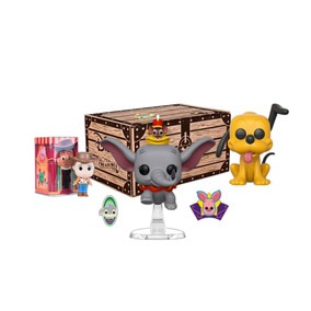 Kit Figuras Colección Disney Festival Of Friends Funko