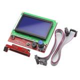 Controlador Inteligente Lcd Impresora 3d Ramps Prusa 1.4