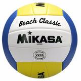 Bola Vôlei De Praia Beach Classic Vx20 -cbv Mikasa