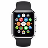 Relógio Inteligente Smartwatch Bluetooth Iphone Android Novo