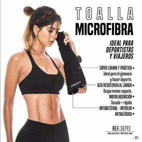 Toalla Microfibra Marca Babalu Nueva Original