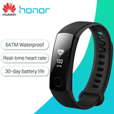 Huawei Fit Honor Band 3 Monitor Reloj Pulsera Ritmo Cardiaco