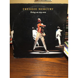 Vinilo-freddie Mercury - Living On My Own Original Version