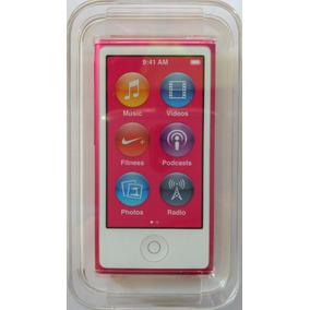 Ipod Nano 7º Geração 16 Gb Pink Original Lacrado P. Entrega