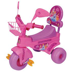 Triciclo Art.1940 Princesa Edad 1 A 3 Años Biemme