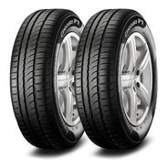 Kit X2 Pirelli 175/65/14 P1 Cinturato Neumen Ahora18
