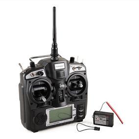 Radio Aeromodelo Turnigy 9x De 9ch Com Receptor Mode 2