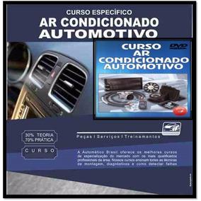 Curso 10 Dvds Ar Condicionado Automotivo + Brindes A9