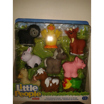 Little People Animales De La Granja Fisher Price