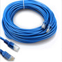 Cable Rj 45 Patch Cord Utp Router 15 Metros