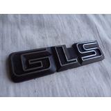 Emblema Santana Gls 88/90 Original Vw Semi Nova