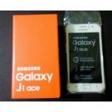 Galaxy J1 Ace - Sm-j111m/ds Blanco / Negro