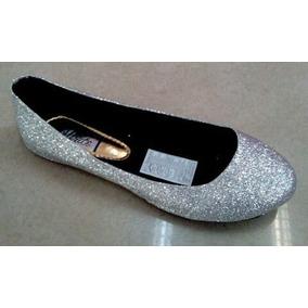 Zapatillas Dama 044 Oro ,plata ,negro