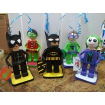 Centro De Mesa Lego Batman,super Heroes,infantiles,recuerdos