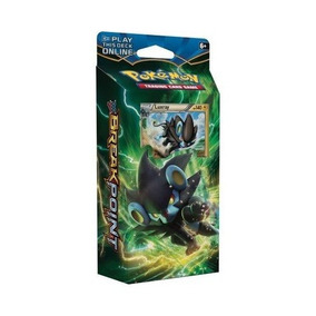 Theme Deck Pokemon Trading Card Game Break Point Xy