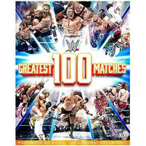 Libro Wwe: 100 Greatest Matches - Nuevo