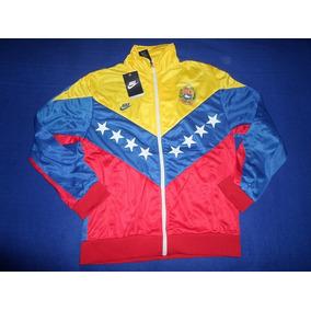 Oferta Chaqueta Sueter Nike Venezuela Tricolor Adulto
