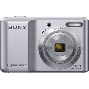 Câmera Digital Sony Dsc-s1900 2gb- Usada
