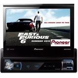 Reproductor Pantalla Pioneer Avh-x6550dvd Usb Dvd Original