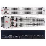 Dbx 231sv Ecualizador Gráfico 31 Bandas Procesador Stereo