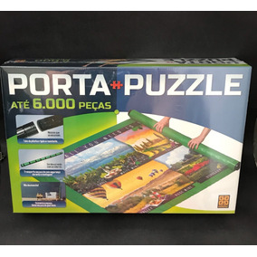 Porta-puzzle Até 6000 Peças Grow