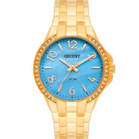 Relógio Orient Feminino Swarovski Fgss0083a2kx