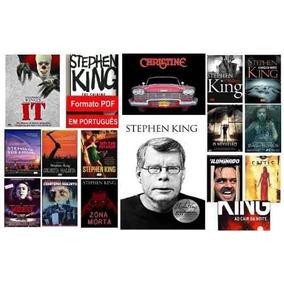 23 Livros Digitais Stephen King Em Pdf