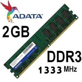 Memoria Ram Ddr3 1600mhz 2gb Pc