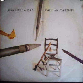 Paul Mccartney - Pipas De La Paz Lp Vinilo