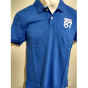Playera Aeropostale Tipo Polo Orginal 05