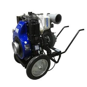 Motobomba A Diesel Hyundai 4x4 17hp 65m Hywd4017 Ecomaqmx