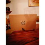 Lap Dell 5579 Touch I7 8va 8 Ram 1 Tera
