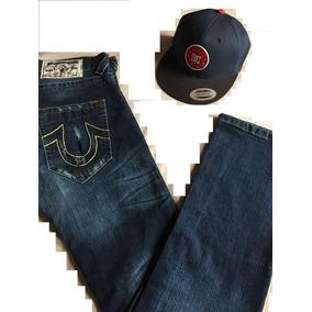 Pantalon-jeans Marca True Religion T- 32