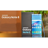 Samsung Galaxy Note 8, Doble Chip, 4g Lte, 64gb, Sellado