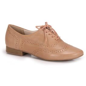474dbcfcfe Oxford Bottero Cor Taupe Tam Feminino - Sapatos no Mercado Livre Brasil