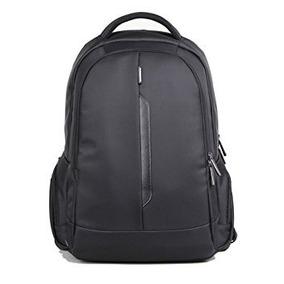 Kingsons Water Resistant Laptop Backpack Slim & Li -negro