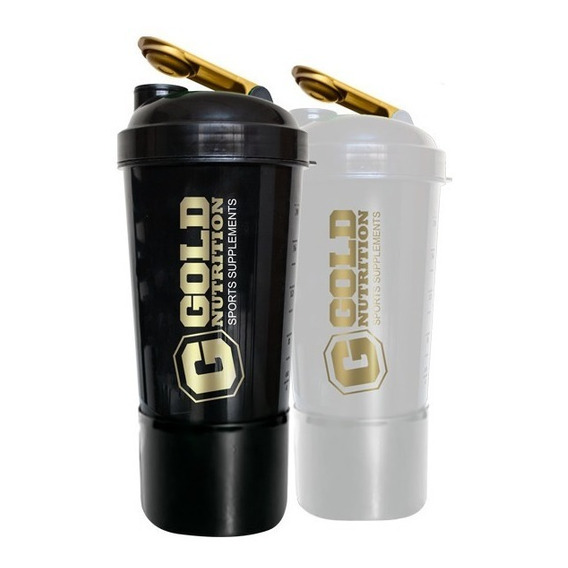 Shaker 2 En 1 600cc Gold Nutrition
