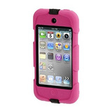 Griffin Survivor+belt Clip For Ipod Touch 4g Pink Bl -negro