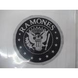 Ramones Lindo Patche Costurar Roupa Jaqueta Camiseta