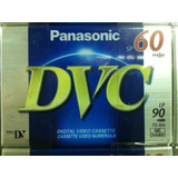 Cinta Mini Dv Panasonic Original Para Filmadora