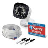 Camara Bullet Swann 720p Infrarojo Incluye Cable 18m Ip66
