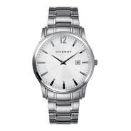 Reloj Hombre Viceroy 47785-05 Clasico Fecha Chatito Wr 30m
