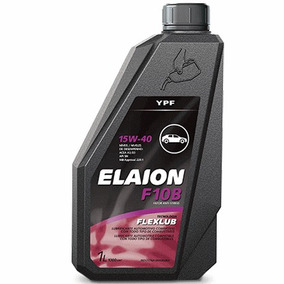 Óleo Elaion 15w40 F10b Mineral 1 Litro