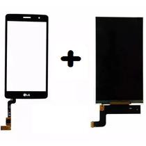 Display Lcd + Tela Touch Lg Prime 2 Tv Dual X170 X170ftv